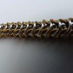 Box chain - close up