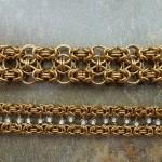 Byzantine variations, close up